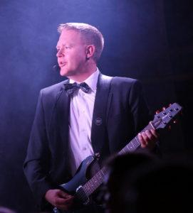 Starlet Combo Bernd beim Gala-Abend